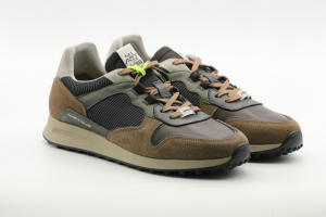 Ambitious-Sneakers Uomo Taupe 10474E-1637AM