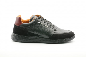 Ambitious-Sneakers Uomo Black  11012-4232AM