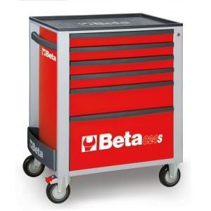CASSETTIERA MOBILE 6 CASSETTI - C24S/6 BETA