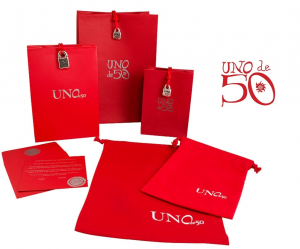 UNOde50 Collana Just Be
