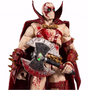 Mortal Kombat 4: SPAWN BLOODY by McFarlane Toys