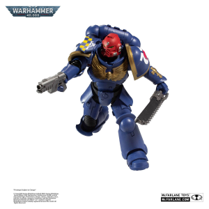 Action Figure: Warhammer 40k SPACE MARINE v.2 by McFarlane Toys