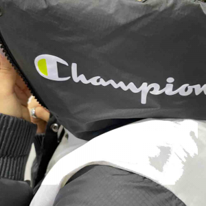 Champion Giubbotto piumino Cropped Panel da Donna