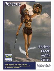 Ancient Greek Myths Series Perseus