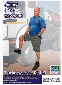 Jimmy Tex Heywood