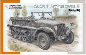 Sd.Kfz.10 Zugkraftwagen 1t