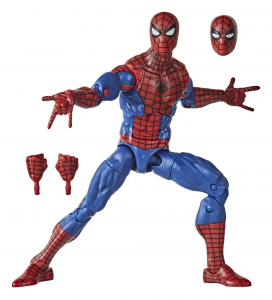 Marvel Retro Collection Spider-Man Serie's Action Figure: SPIDER-MAN 2020 Wave 1 by Hasbro