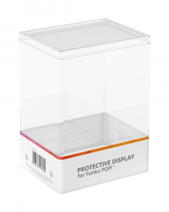 Protective Display Case for Funko POP!™ Figures (Box Protettivo Rigido)