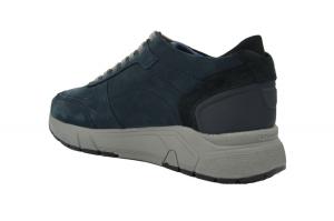 Action 1 Nabuk sneaker