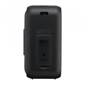 Cellularline Fizzy2 Speaker Bluetooth colorato resistente all'acqua Nero
