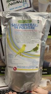 SALI MINERALI IN POLVERE 1kg