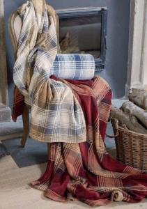 Plaid Invernale Edimburgo Caldo e Morbido che assicura il massimo Comfort