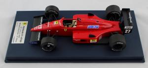 Ferrari F1 87/88 Italian Gp 2nd Place 1988 Michele Alboreto 1/18