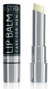 ASTRA Rossetto Labbra 01 Neutral Balsamo Cosmetico Per le Labbra