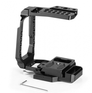 QR Half Cage per Blackmagic Pocket 4K/6K - CVB2255
