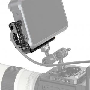 Piastra di Montaggio + Clamp Cavo HDMI - CMA2487