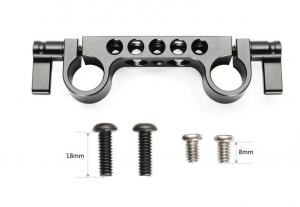 Blocco per Binario Leggero 15mm (2 pezzi) - 2061