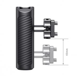 Maniglia Laterale Universale Alluminio - HSS2425