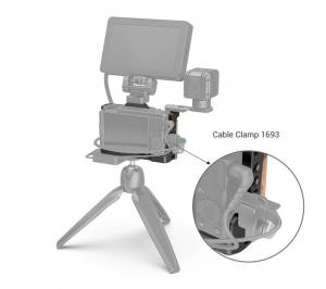 Cage per Sony ZV1 con Impugnatura in Legno 2937