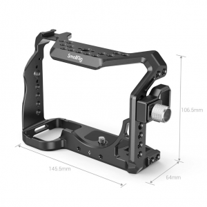 Cage per Sony A7SIII con clamp per cavo HDMI 3007 A7S3