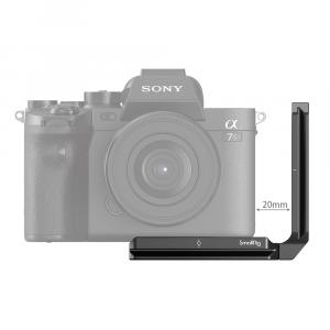 Staffa a L per Sony Alpha 7S III A7S III A7S3 3003