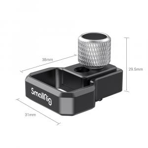 Clamp per cavi HDMI per cage Sony A7S III 3000