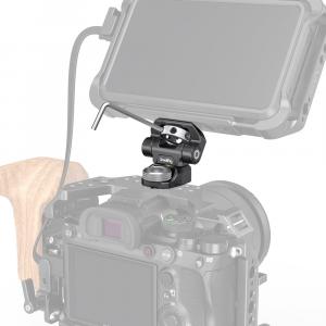 Supporto girevole e inclinabile per monitor con aggancio stile ARRI 2903