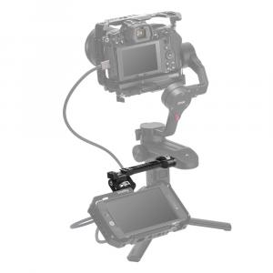Supporto inclinabile per monitor per Ronin-S / SC - ZHIYUN 2S/3/3S - WEEBILL LAB/S BSE2386
