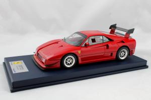 Ferrari 288 Gto Evoluzione Rosso Corsa With Sport Wheels 1/18 Looksmart