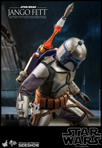 *PREORDER* Star Wars Episode II Action Figure: JANGO FETT by Hot Toys