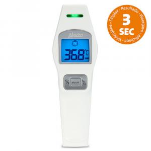 Termometro Infrarossi frontale by Alecto | Tempo rilevazione 3 secondi