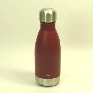 Bottiglia termica 0,25l rosso opaco