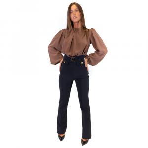 Camicia Seta Elisabetta Franchi F/W 2021