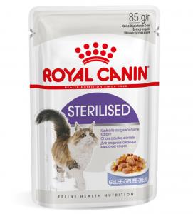 Royal Canin - Feline Health Nutrition - Sterilised - BOX 12 bustine 85g