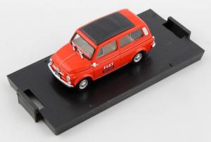 Fiat 500 Giardiniera Fiat Trattori 1960 1/43 Brumm
