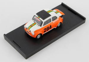 Fiat Abarth 695 Ss 1973 Colle Maddalena 1/43 Brumm