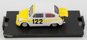 Fiat Abarth 850 Tc Coppa Collina 1969 1/43 Brumm
