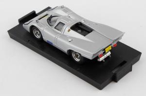 Porsche 917k Conte Rossi 1975 Silver 1/43 Brumm