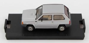 Fiat Panda 30S Metallic Grey 1982 1/43 Brumm 100% Made In Italy