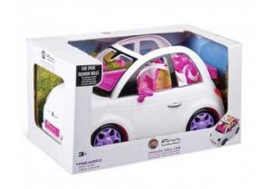 FIAT 500 BIANCA AUTI FASHION DOLL GG00620 GRANDI GIORCHI SRL