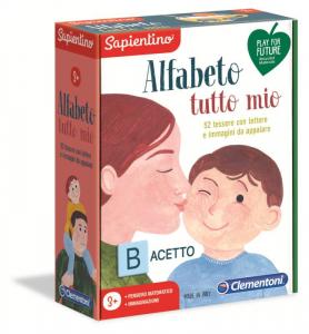 ALFABETO TUTTO MIO 16148 CLEMENTONI