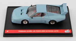 Ferrari 512 Bb Lm Le Mans 1979 Pozzi With Decals 1/43 Brumm