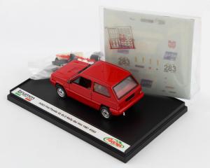 Fiat Panda 45 Gr 2 Rally Dei Vini 1981 Grappolo #283 1/43 Brumm