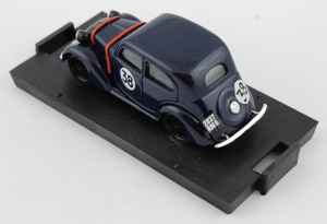 Simca 8 Lm 1939 Camerno-Loveau 1/43 Brumm 100% Made In Italy