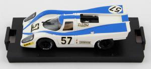 Porsche 917k Le Mans 1971 Martin-Pillon 1/43 Brumm 100% Made In Italy