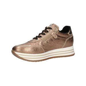 Sneaker ragazza in pelle