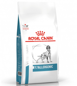 Royal Canin - Veterinary Diet Canine - Anallergenic - 8 kg