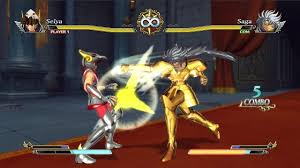 Saint Seiya: Brave Soldiers - USATO - PS3