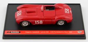 Lancia D24 XVIII Pontedecimo Giovi 1953 Eugenio Castellotti 1/43