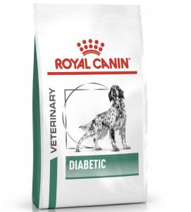 Royal Canin - Veterinary Diet Canine - Diabetic - 12 kg